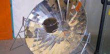 La cocina solar.