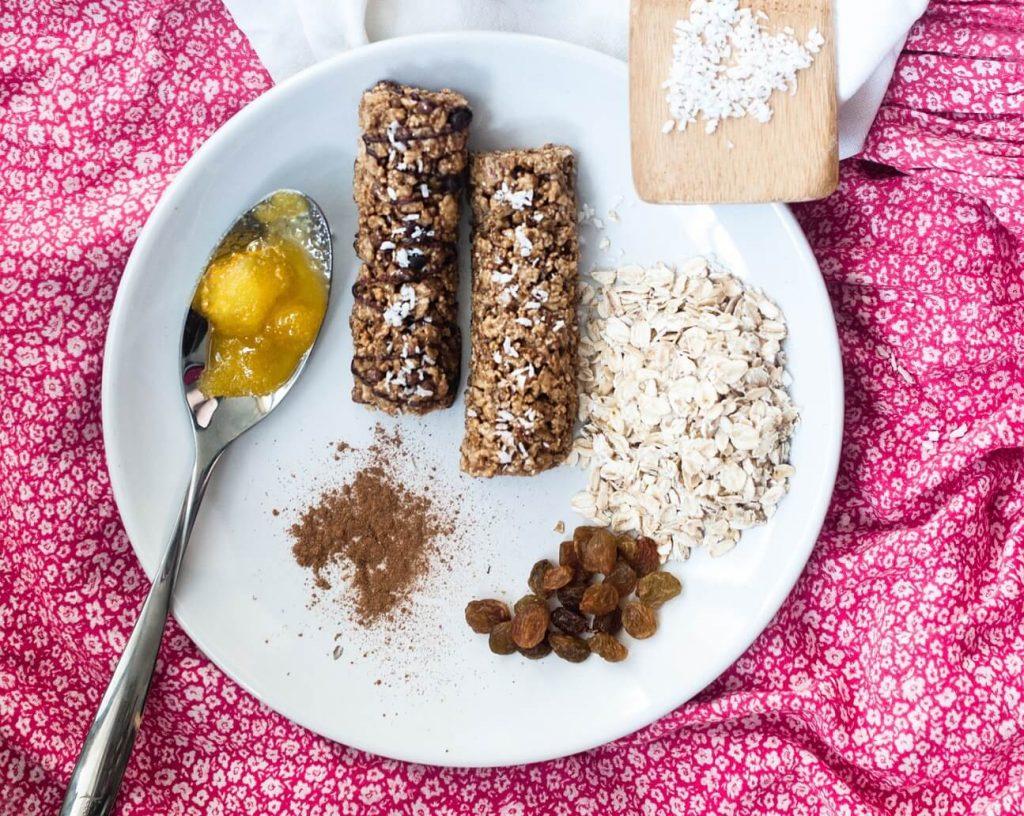 ¿Cómo hacer Barritas energéticas de Cereales?