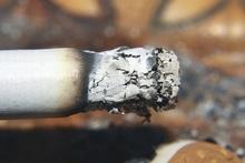 Un cigarrillo.