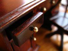 Mueble de madera.
