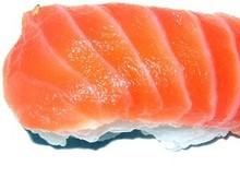 Sushi de Salmón.