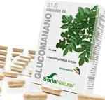 Glucomanano de Soria natural