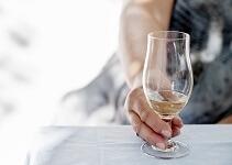 Otra forma de usar el vino.
