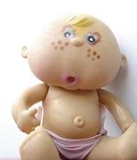 Muñeco con pañal