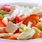 Salsas para ensaladas.