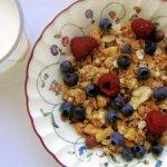 3 ideas para desayunos sanos.
