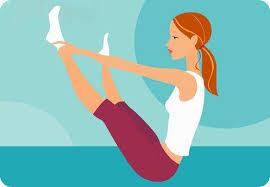 Ejemplo de ejercicio de equilibrio corporal