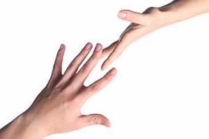 Meridianos manos