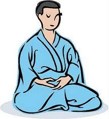 persona practicando tecnicas de relajacion y meditacion