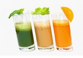 zumos beneficiosos para el organismo