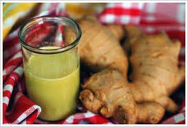 zumo antioxidante y revitalizante