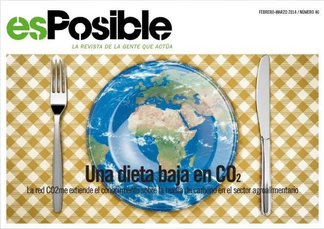 La revista Es Posible publica su número 40