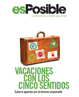Revista esPosible #43: Catorce apuestas por un turismo responsable
