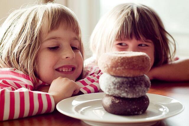 Receta de donuts sanos
