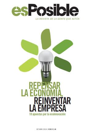 Nuevo número de la revista esPosible: Repensar la economía, reinventar la empresa