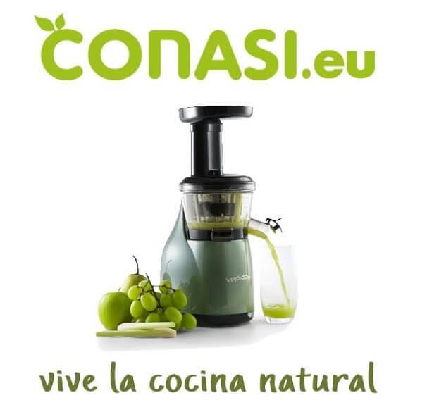 licuadora uvas de conasi