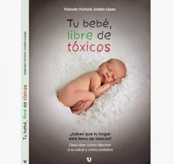Sorteo del libro Tu bebé, libre de tóxicos de Yolanda Victoria Jordán López.