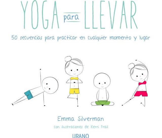 libro yoga para llevar