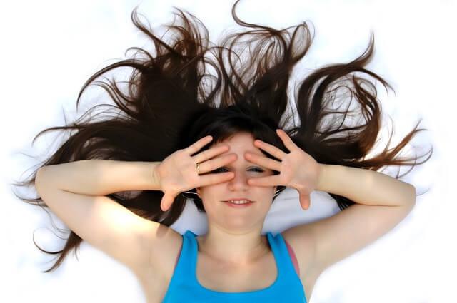 Mascarilla de aceite de oliva para el pelo