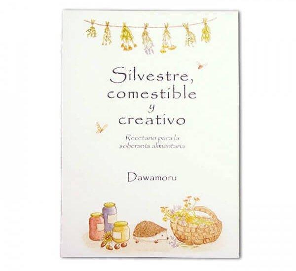 portada del libro silvestre comestible y creativo