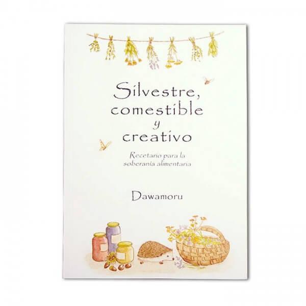 Sorteo del libro Silvestre, comestible y creativo de Dawamoru