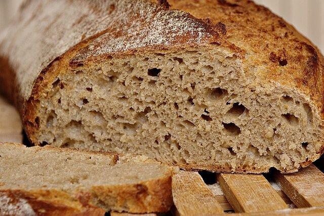 pan con trigo kamut