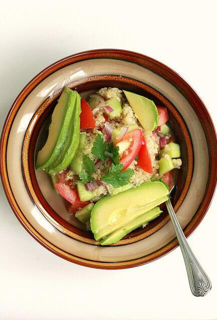 Alimentos saludables nuevos
