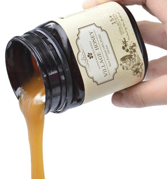 La miel de Manuka