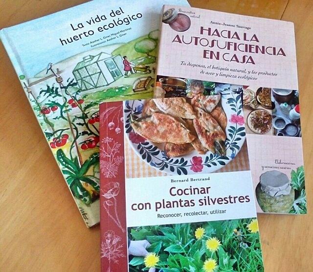 tres libros de la editorial fertilidad de la tierra