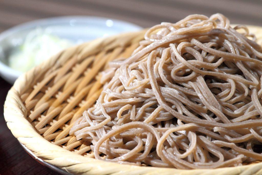 fideos de trigo sarraceno