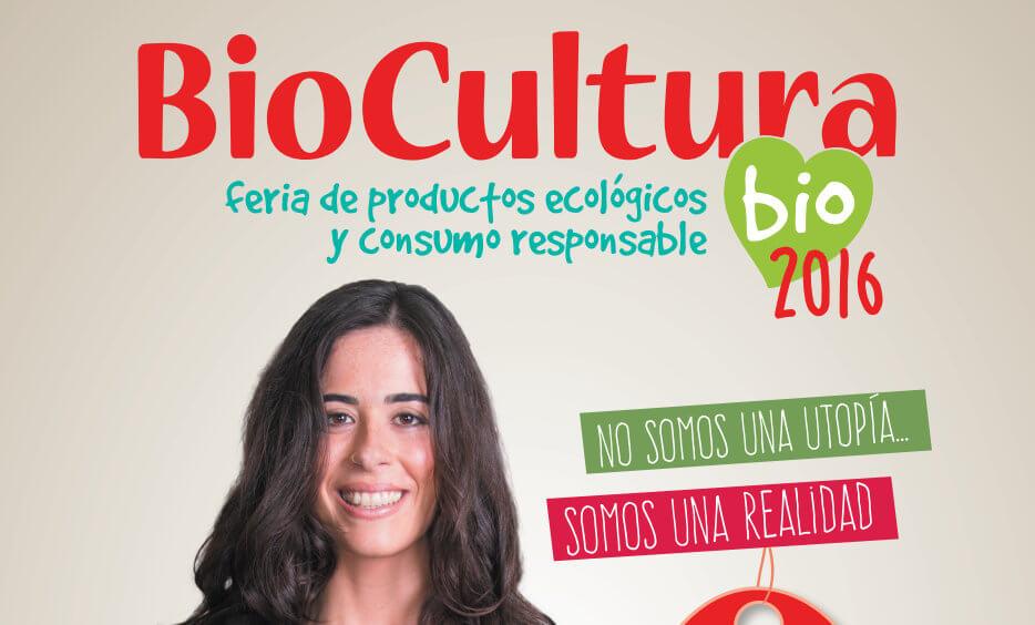 Entradas gratis Biocultura Madrid 2016