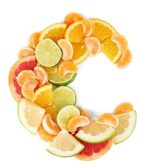 Crema de vitamina C para las articulaciones